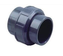 3-Delige Koppeling Druk PVC - Lijm