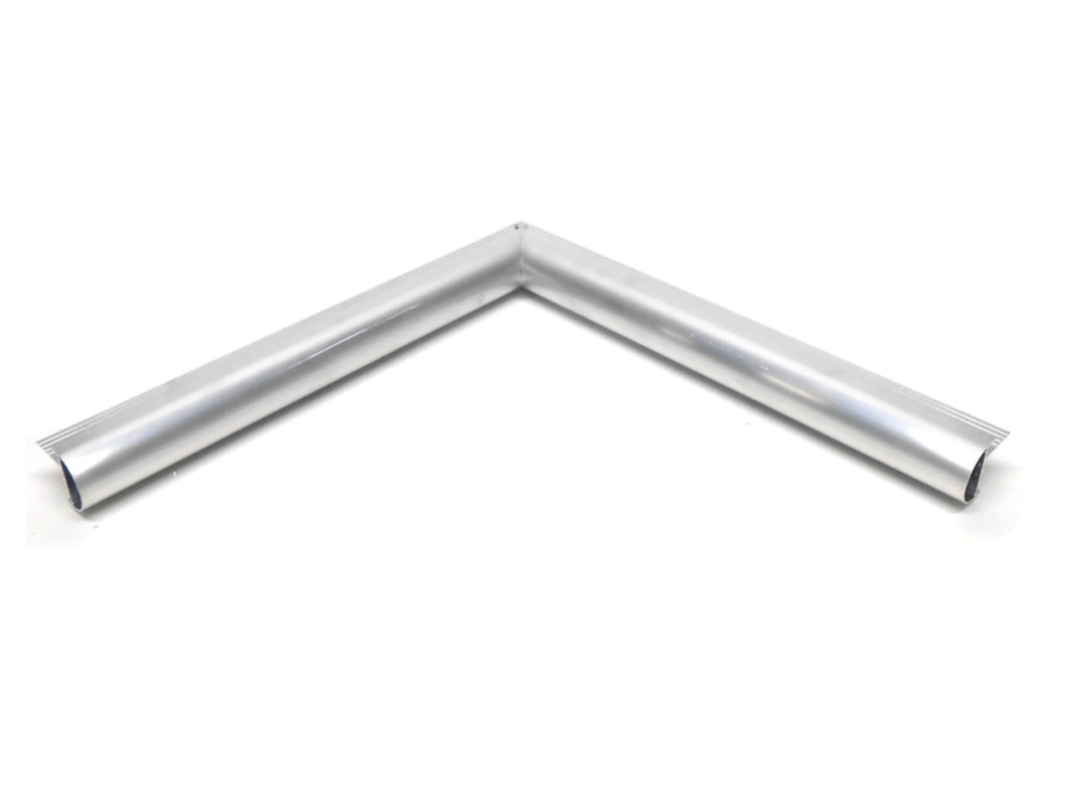 Aluminium Daktrim | Kraal | Binnenhoek | Brute