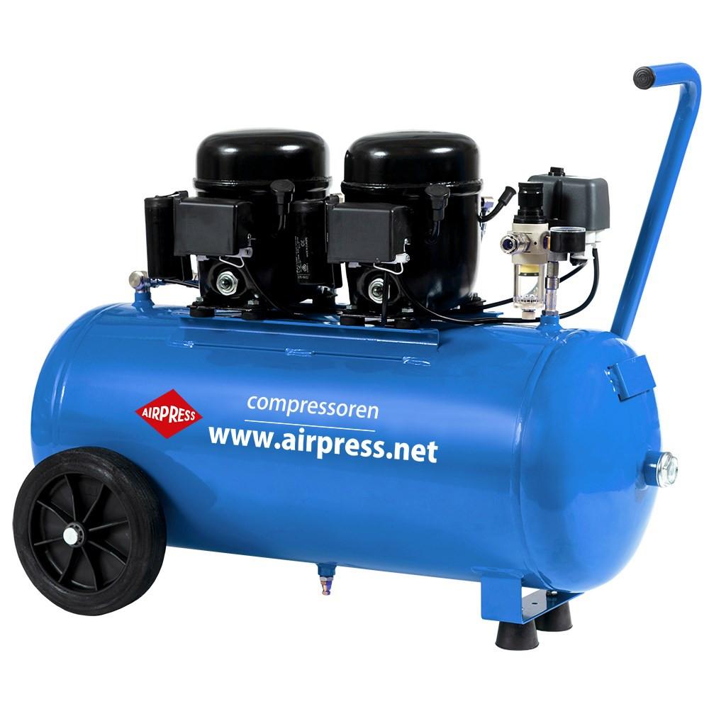 Airpress compressor L 100-50 Silent