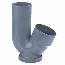 Sifonbocht 135° PVC Hemelwaterafvoer