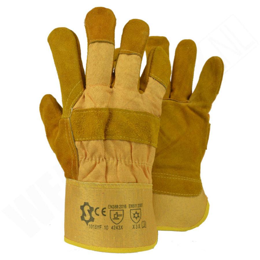 Werkhandschoen wintergevoerd Links/Recht