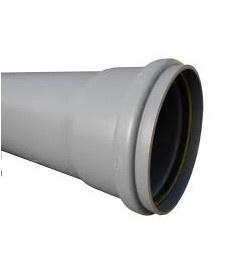 Afvoer PVC Manchet-Buis