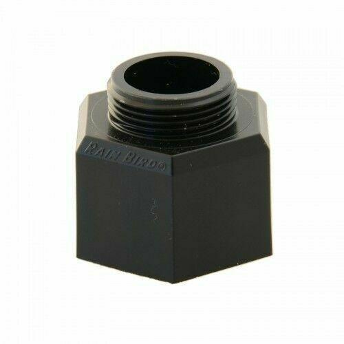 """Rain Bird Nozzle adapter naar ½"""" bi.dr"""
